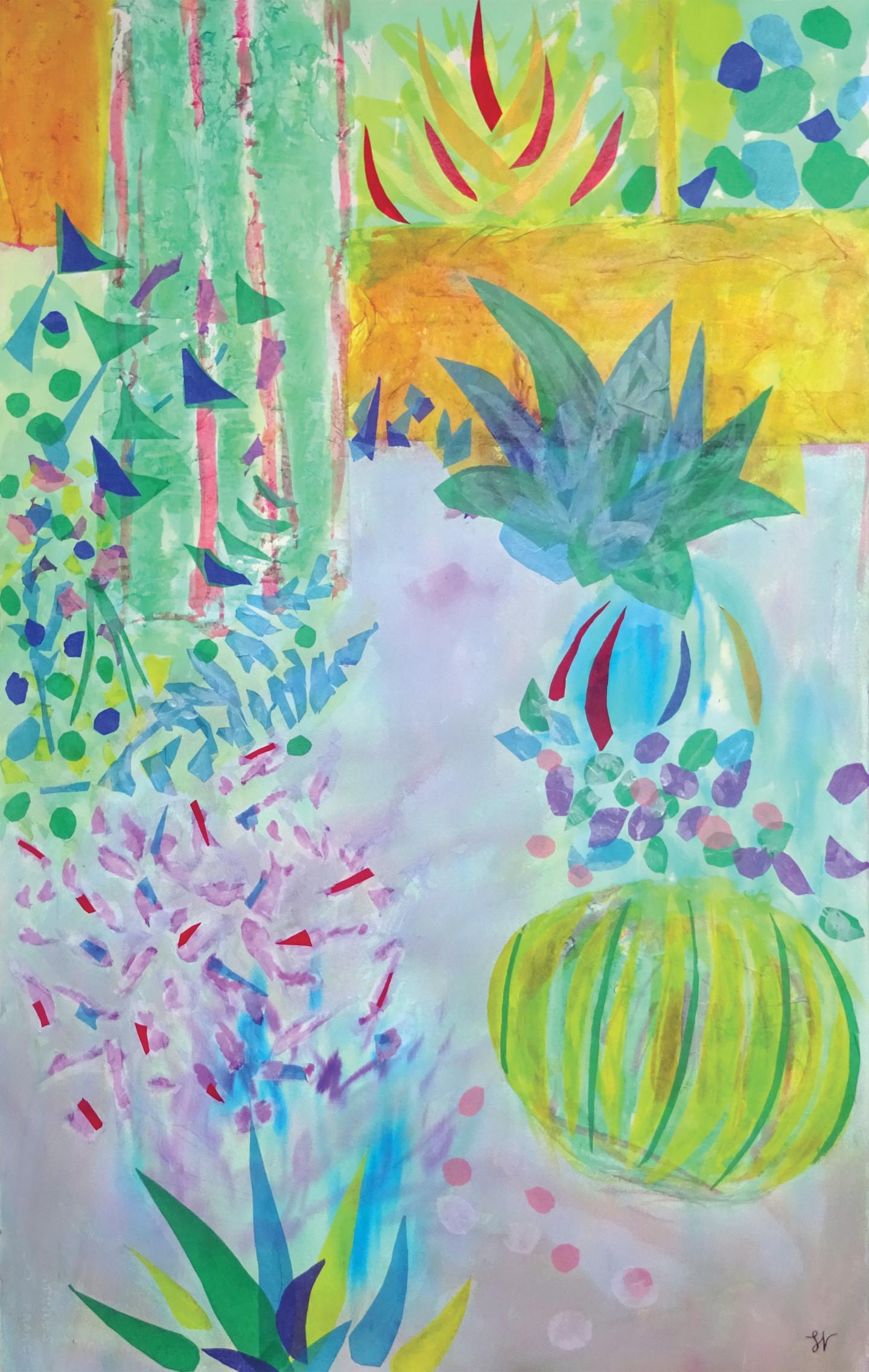 Sandra Vigouroux - Les cactus