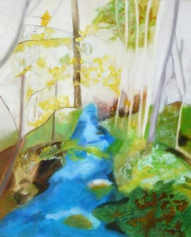 Au bord du ruisseau de la Beaume