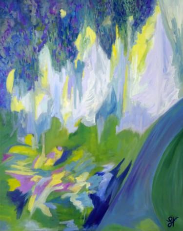 La forêt bleue du jardin Albert Kahn